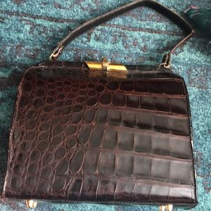 Vintage Purse—includes change purse